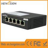 5 megabits Unmanaged T (X) interruptor de rede do acesso do interruptor do Ethernet