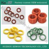 Guarnizione personalizzata del giunto circolare della gomma di silicone di buona prestazione