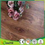 Plancher en bois de tuile de vinyle de modèle de PVC des meilleurs prix