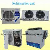 Calculador de espuma de isolamento de poliuretano 100% montado numa sala fria