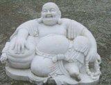 Banheira de mármore branco estátuas de Buda para venda