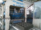 Bloque automático del cemento hydráulico del cuarto de galón 8-15D por completo que hace la máquina