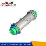 Tipo acoplamento do cilindro do fornecedor de China da engrenagem dos dentes