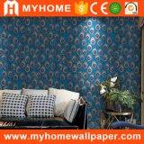 Luxe imperméable de haute qualité de papier peint pour la décoration d'accueil