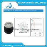 Luz subacuática impermeable ahuecada de la piscina del LED