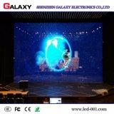 Interiores de alta resolución de píxeles de la pequeña pantalla LED de tono para las etapas/Stadium/Teatro/TV/Reunión