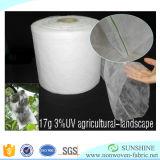 Prodotto resistente UV non intessuto di agricoltura dei pp Spunbond
