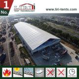 展示会のための40X150mアルミニウムPVC構造の玄関ひさしのテント
