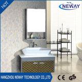 標準的なデザイン壁の鋼鉄浴室用キャビネットの虚栄心