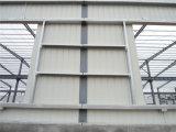 Verificado: Paneles Sandwich prefabricados Estructura de la estructura de acero Edificio 731