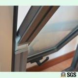 Finestra di alluminio del perno del centro di profilo/finestra di alluminio, finestra di alluminio, finestra K05008
