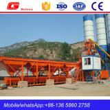 Mini-béton de ciment Usine de traitement par lots pour la vente (HZS40)