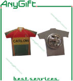 Insigne imprimé de Pin en métal avec le logo adapté aux besoins du client 68
