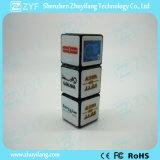 Azionamento Cuboid di plastica dell'istantaneo del USB di figura della serratura di combinazione (ZYF1817)