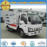 Isuzu 6 de Prijs van de Vrachtwagen van de Straatveger van de Veger 5000L van de Straat van Wielen LHD