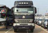 Sinotruck HOWO-A7 420 cv caminhão trator 6X4 cabeça do carro elevador