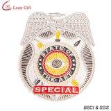 Personalizados de alta qualidade antique monograma da Polícia de Metal (LM1088)