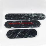 Диски /Marble подноса /Marble мрамора зеленого цвета подноса украшения длинние