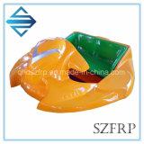FRP бампер автомобиля, с другой стороны из стекловолокна заложить в связи Playmoblie, настроить развлекательный комплекс из стекловолокна