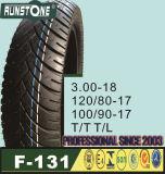Neumático de la motocicleta/neumático 3.00-18 120/80-17 100/90-17