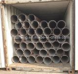 Труба 6inch 5inch 24inch конструкции стальная, SRL пробки DRL конструкции стальной, структурно стальная труба 12m 11.8m
