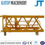 中国の工場によるタワークレーンの持ち上がるクレーンQtz40-4808