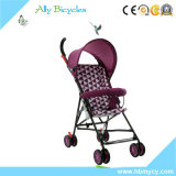 Carrinho de criança de bebê de venda quente/carrinho de criança fácil da dobra/trole colorido do bebê