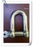 装備の電気Galv。 ヨーロッパのタイプDeeの大きい手錠