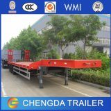 Chengda Marke Lowbed niedriger Bett-halb Schlussteil 2017 für Verkauf