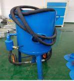 空気制御を用いる砂の送風鍋