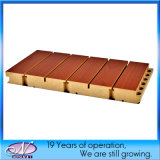 Ceiling Wall를 위한 방수 Acoustic Panel/Wooden Board