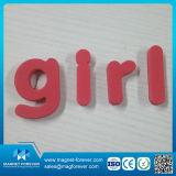 Multi couleur Alphabet lettres jouet éducatif magnétique aimant pour l'étude d'âge préscolaire