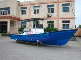 Liya 7.6m Fiberglas-Boot für Fischen-Außenbordbewegungsboot