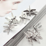 Les talons de charmes de libellule d'insecte de son ont ajusté le bijou de bracelets de colliers de DIY
