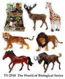 Le PVC Le monde du jouet de la série biologique