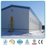 Structure légère en acier de conception de Chine de l'entrepôt de fabrication