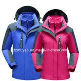 가을과 겨울은 Mountaineering 재킷을 두껍게 한다