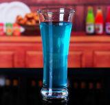 方法デザインガラスビールコップの冷たい飲み物のコップ