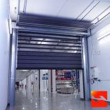 Automatische Hochgeschwindigkeitswalzen-Türen/Aluminiumrollen-Blendenverschluss-Tür mit CER Bescheinigung