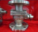 JIS10k Dn50 Edelstahl-Kugelventil (Q41F-10K-DN50)