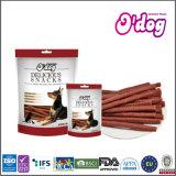 Pollo di Odog e bastone Yummy del riso per gli spuntini del cane