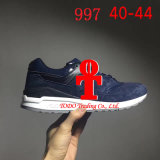 Taille 36-44 des chaussures Ml997 de sports de chaussures des chaussures des hommes neufs de Balancenb rétro