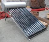150L conduit de chaleur chauffe-eau solaire haute pression