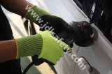 Breathable перчатка работы при покрынный латекс (LR3018)