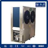 Refrigeratore di acqua raffreddato ad aria di raffreddamento centrale del rotolo 65kw