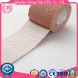 Fasciatura coesiva medica adesiva elastica sterile a gettare