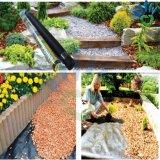 Tela não tecida tratada UV da tampa à terra do jardim da tela dos PP Spunbonded, velo da tampa da geada/cobertor/tela