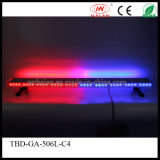 Dome di alluminio Red Blue LED Lightbar per Police