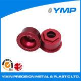 La precisión de aluminio Custom CNC girando las piezas del proveedor de China