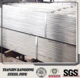 Zink beschichtetes Gi galvanisiertes Stahlrohr BS1387